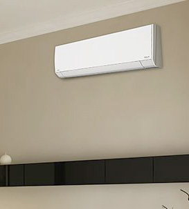Fujitsu General Ductless Mini-Splits