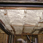 Insulation of basement