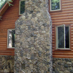 Remodel chimney, Calaveras County