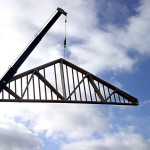 Truss roofing system