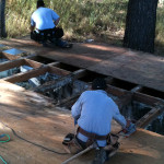 Roof repair water damage, Calaveras County