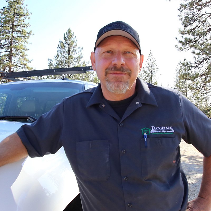 Green building contractor, Angels Camp, CA